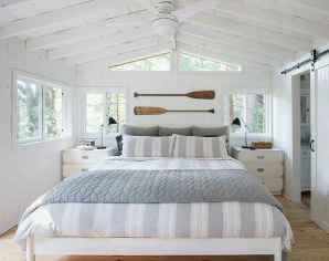 65 rustic lake house bedroom decorating ideas