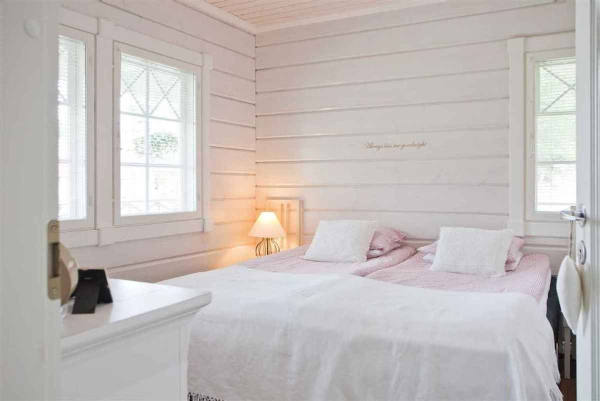 68 rustic lake house bedroom decorating ideas