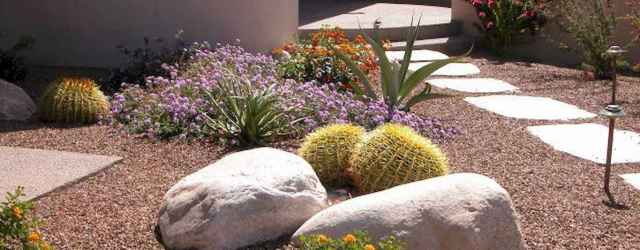 73 stunning front yard rock garden landscaping ideas