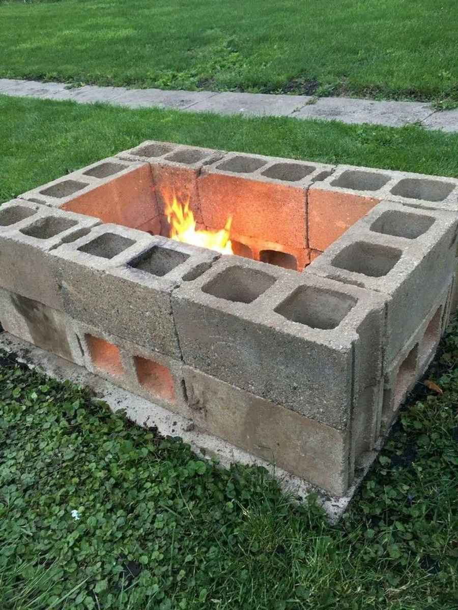 15 cozy outdoor fire pit seating design ideas for backyard