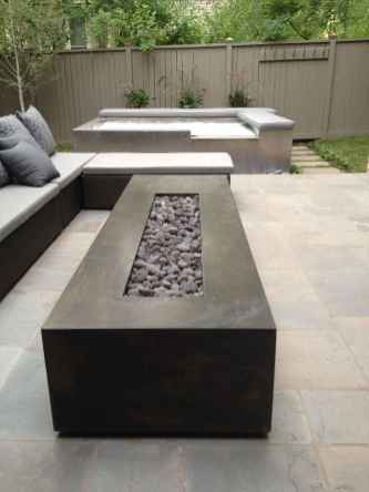 33 cozy outdoor fire pit seating design ideas for backyard