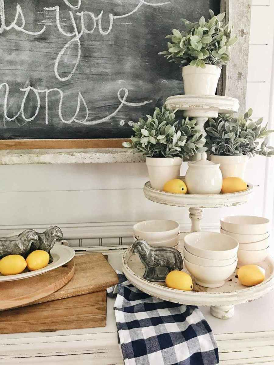 34 attractive summer farmhouse decor ideas for your home inspiration