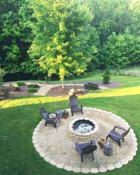 35 cozy outdoor fire pit seating design ideas for backyard