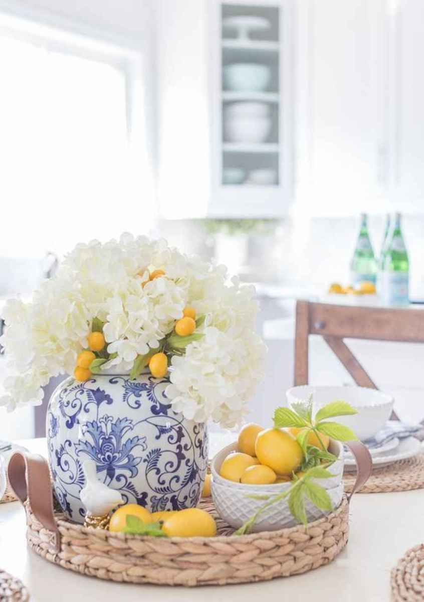 46 attractive summer farmhouse decor ideas for your home inspiration