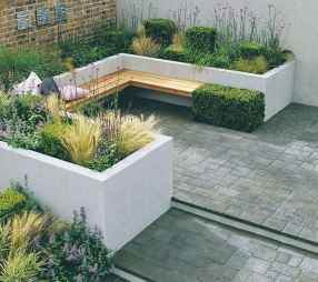 47 small courtyard garden with seating area design ideas