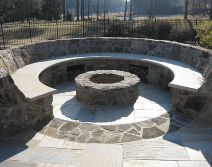 48 cozy outdoor fire pit seating design ideas for backyard