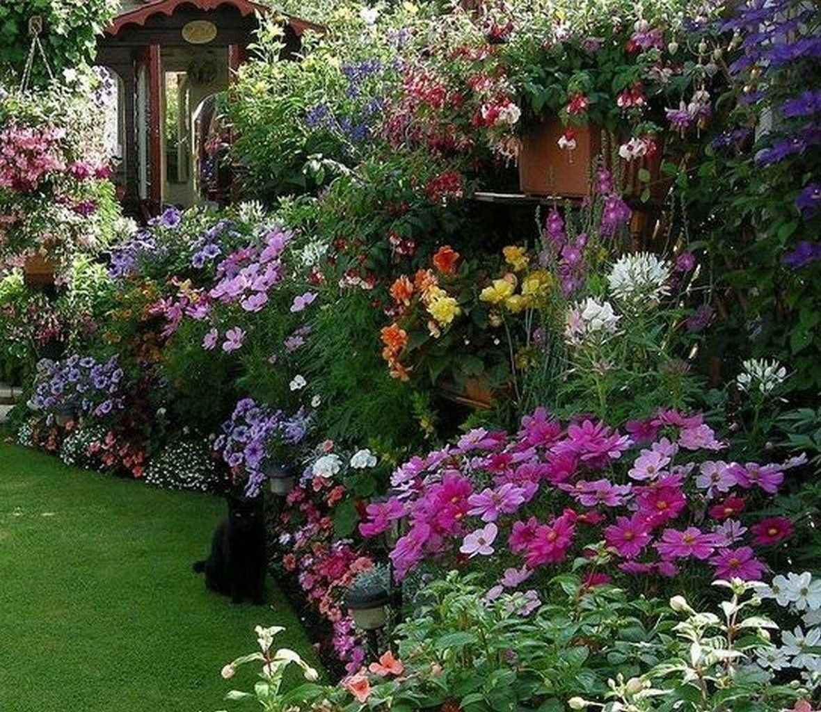48 fantastic cottage garden ideas to create perfect spot