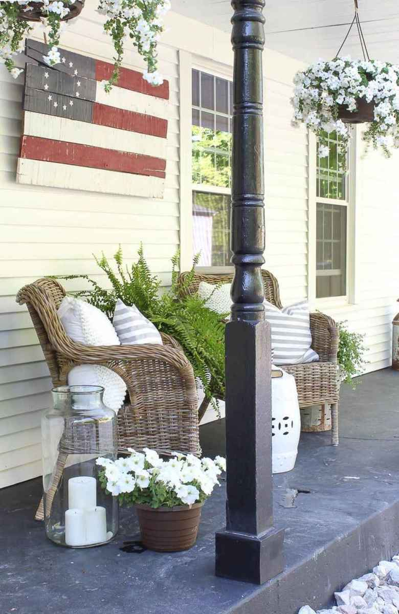 49 amazing summer front porch seating ideas