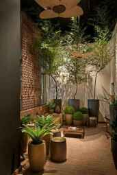 49 small courtyard garden with seating area design ideas