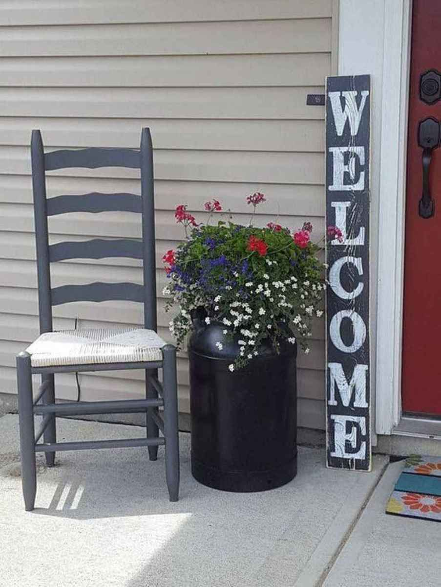 50 amazing summer front porch seating ideas