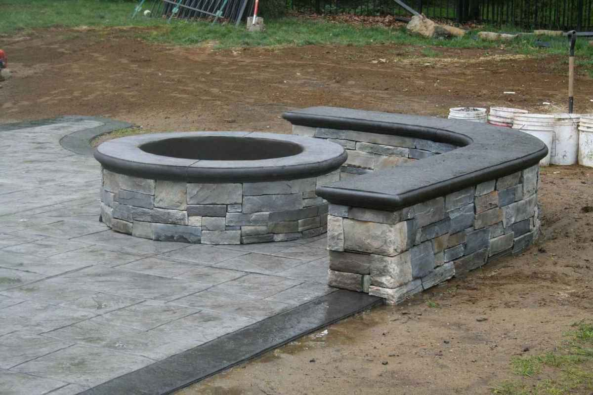 60 cozy outdoor fire pit seating design ideas for backyard