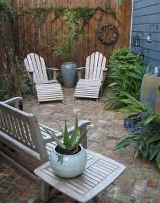 65 small courtyard garden with seating area design ideas