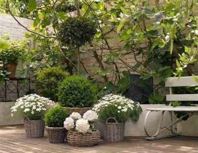 69 small courtyard garden with seating area design ideas