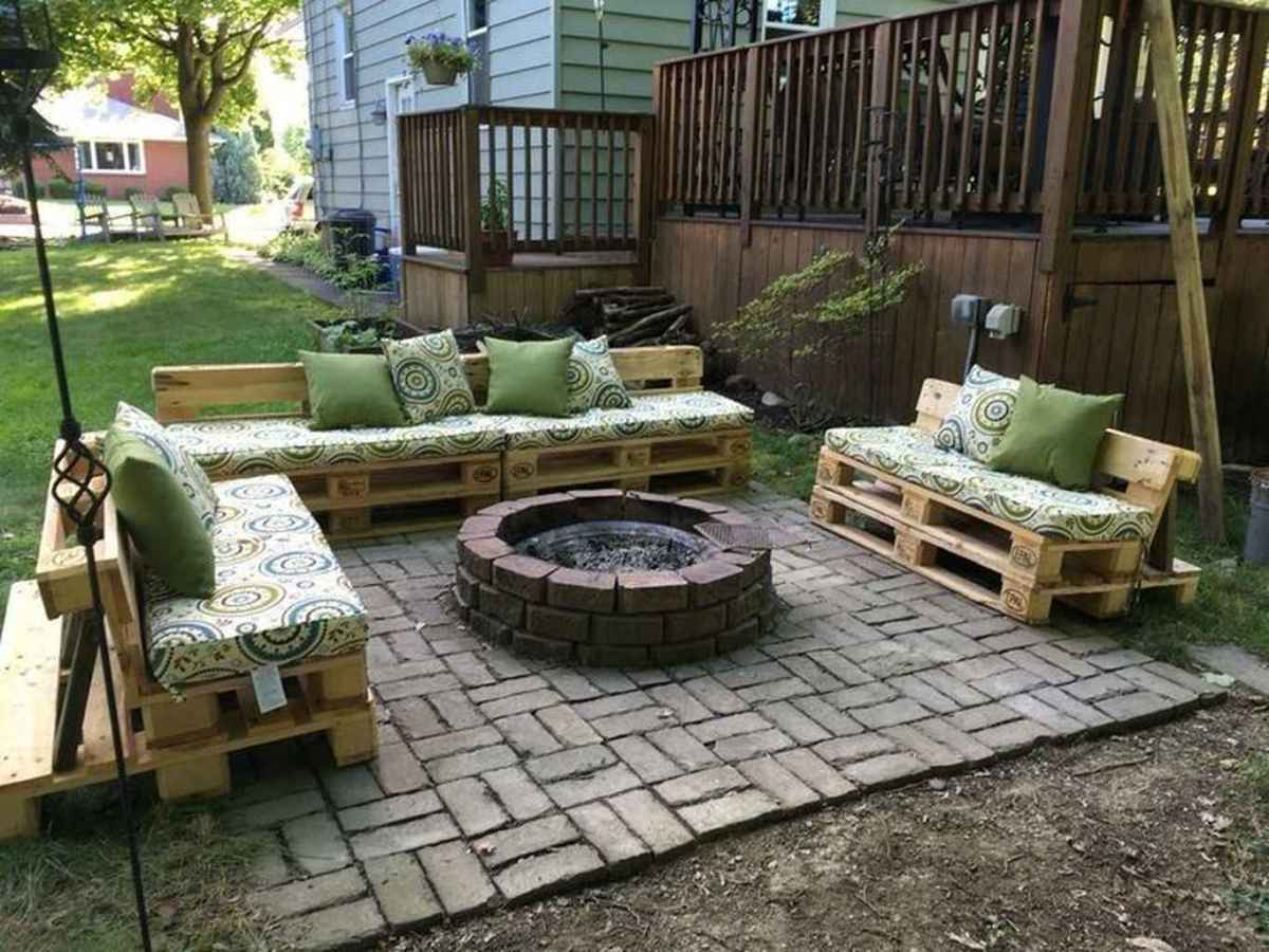 76 cozy outdoor fire pit seating design ideas for backyard
