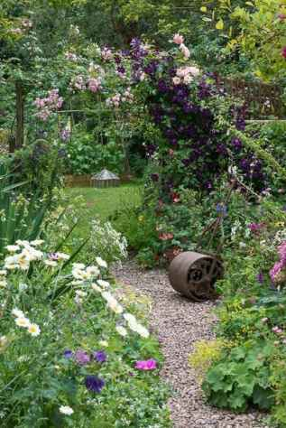79 stunning small cottage garden ideas for backyard inspiration