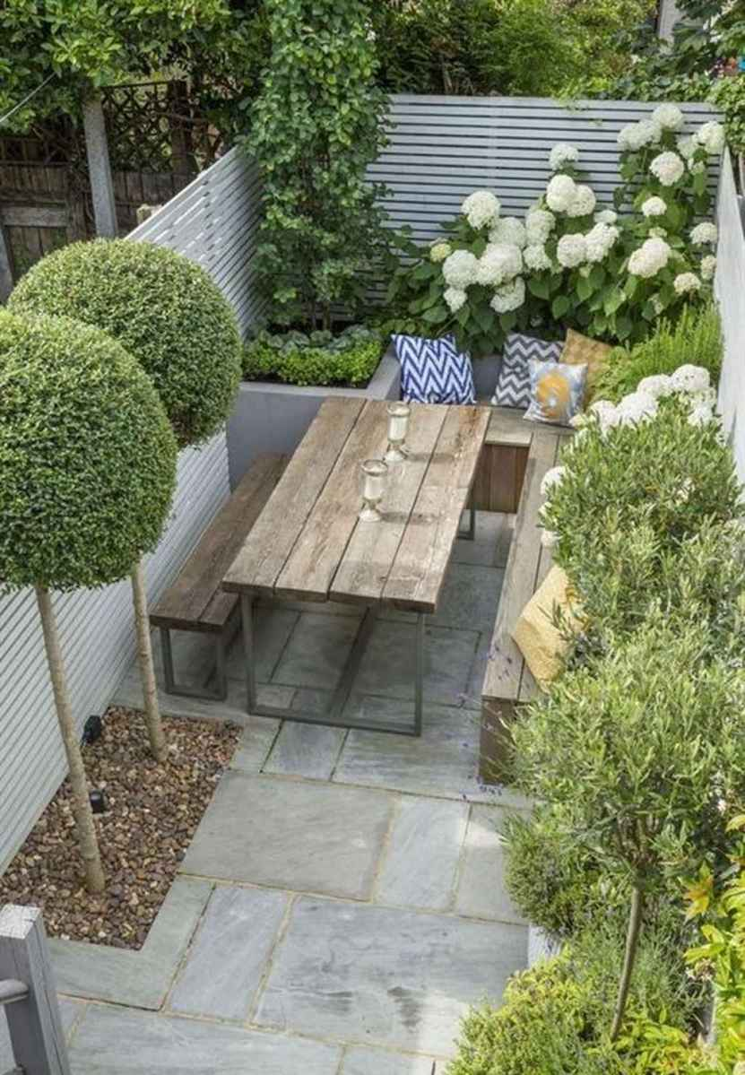 82 small courtyard garden with seating area design ideas