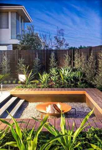 95 cozy outdoor fire pit seating design ideas for backyard