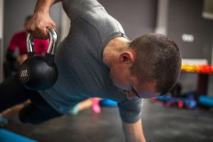 CrossFit and addiction recovery