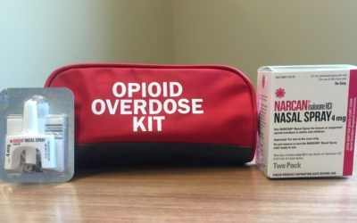Overdose Prevention: Prescribed Narcan