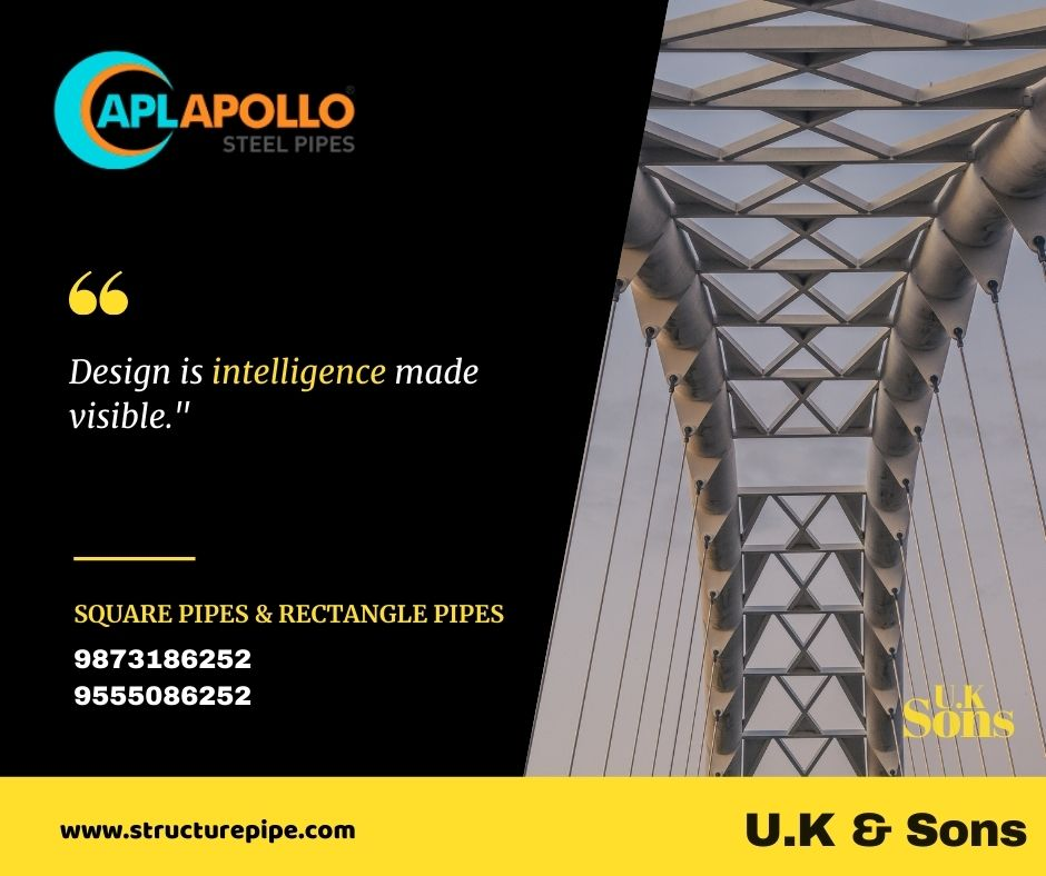 APL Apollo tubes in J&K -Authorized Dealer and Distributors, Traders, Stockists - Hollow Sections, Chaukhat, Door Frames, Square Pipes, Rectangle Pipes.