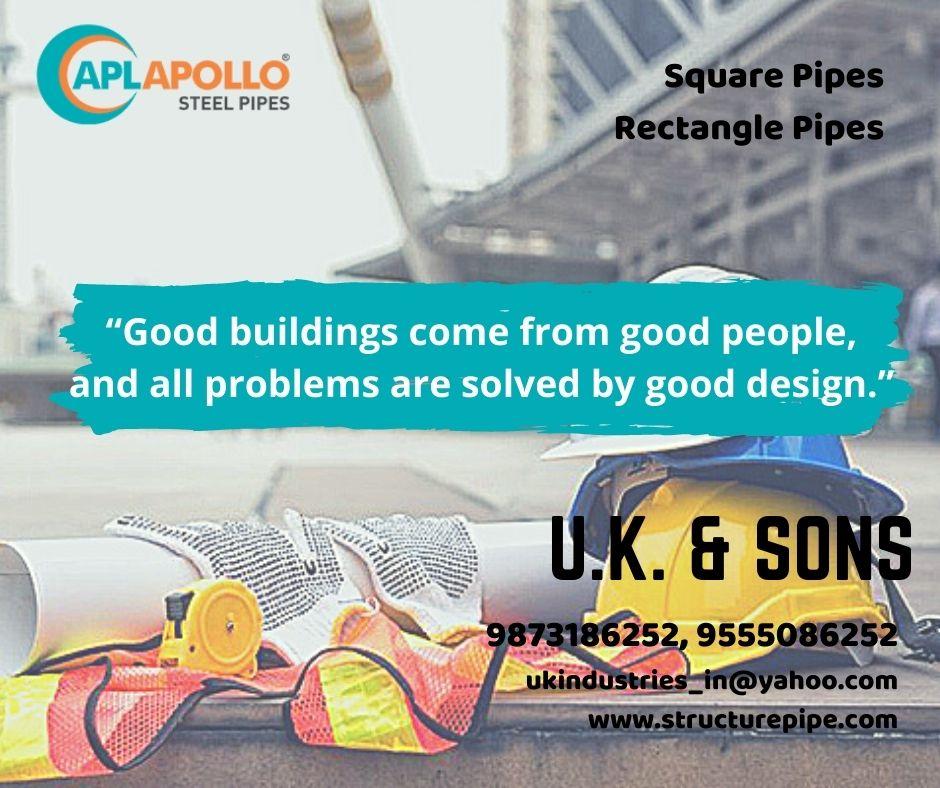 200 x 200 square pipe