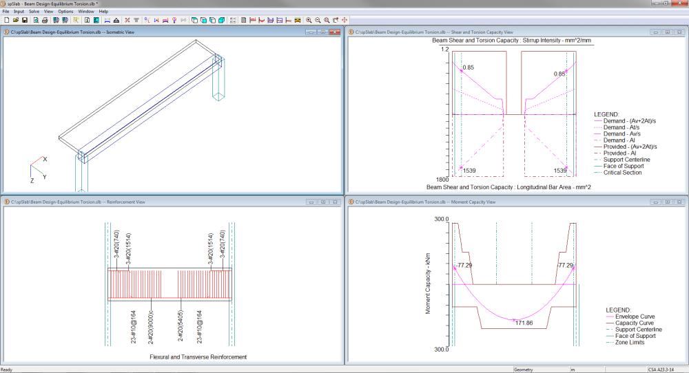 medium resolution of spandrel beam equilibrium torsion design of longitudinal reinforcement for moment transverse additional longitudinal reinforcement for shear and torsion