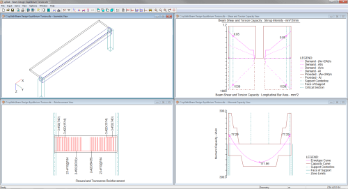 small resolution of spandrel beam equilibrium torsion design of longitudinal reinforcement for moment transverse additional longitudinal reinforcement for shear and torsion