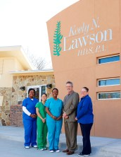 Dr. Keely Lawson, Michael Lease