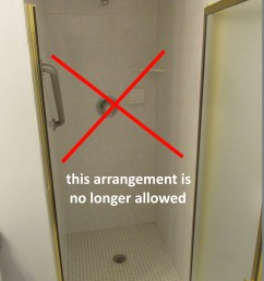 annoying shower designs are no longer allowed 408 9  [ 1080 x 1440 Pixel ]