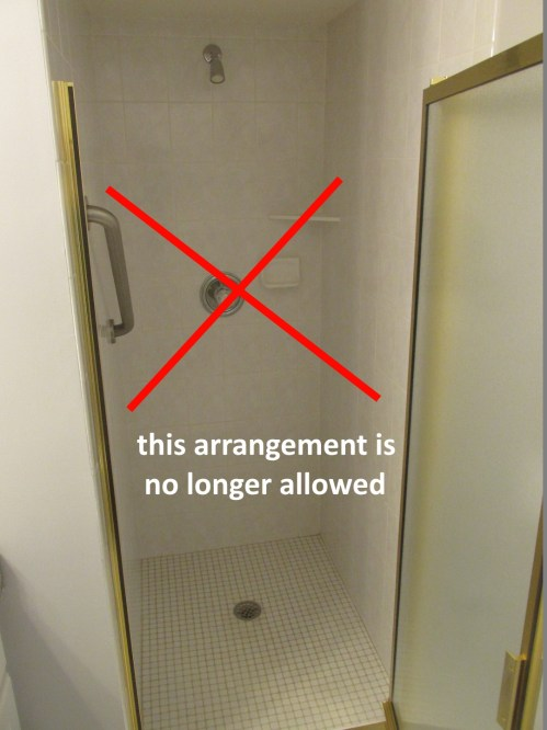 small resolution of annoying shower designs are no longer allowed 408 9