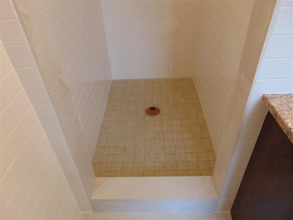 Tile Shower Ceiling Or Not