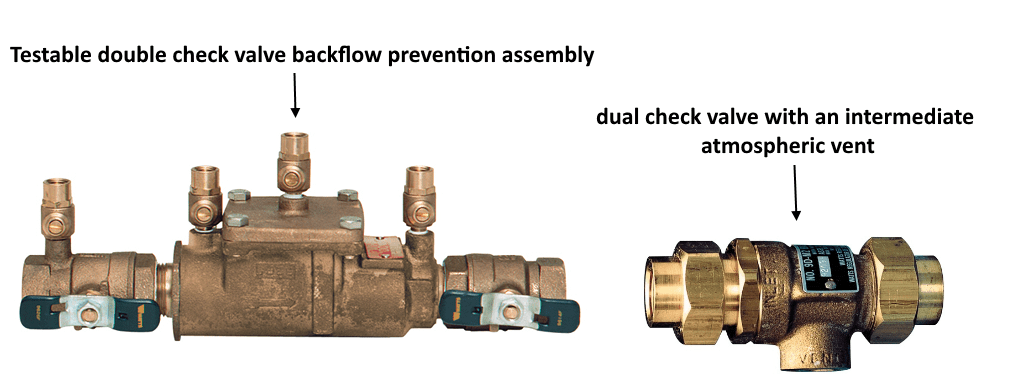 irrigation backflow preventer diagram ups transformer wiring new testing requirements for minnesota - structure tech home inspections