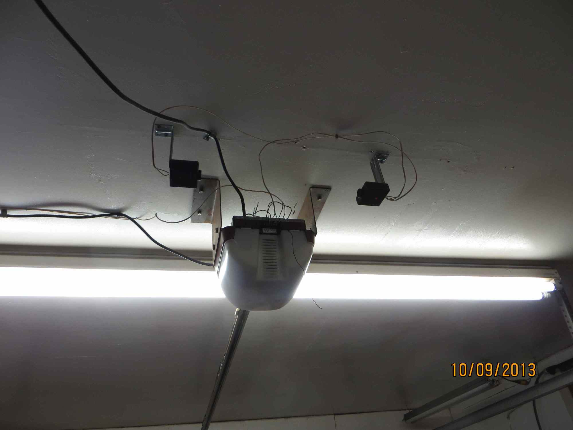hight resolution of  photoelectric sensors at ceiling 12