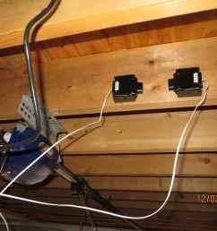 photoelectric sensors at ceiling 20  [ 4000 x 3000 Pixel ]