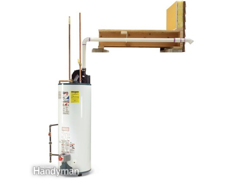 Water heater replacement pros and cons of powervent water heaters  Structure Tech Home Inspections