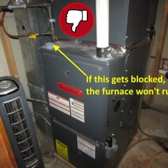 High Efficiency Furnace Venting Diagram John Deere Wiring L120 Can You Install A With Only One Pipe Improperly Installed