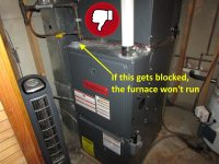 Can you install a high-efficiency furnace with only one ...