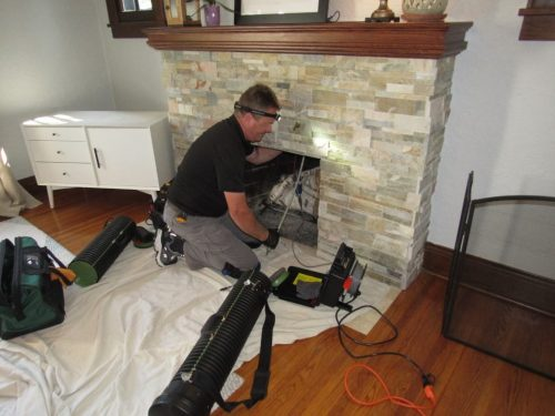 Chimney inspections pass or fail nothing inbetween  American Society of Home Inspectors ASHI