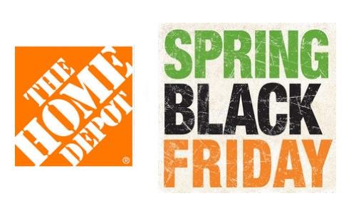 Fleet Farm Coupons >> Home Depot Spring Black Friday Starts Today! – Struggleville
