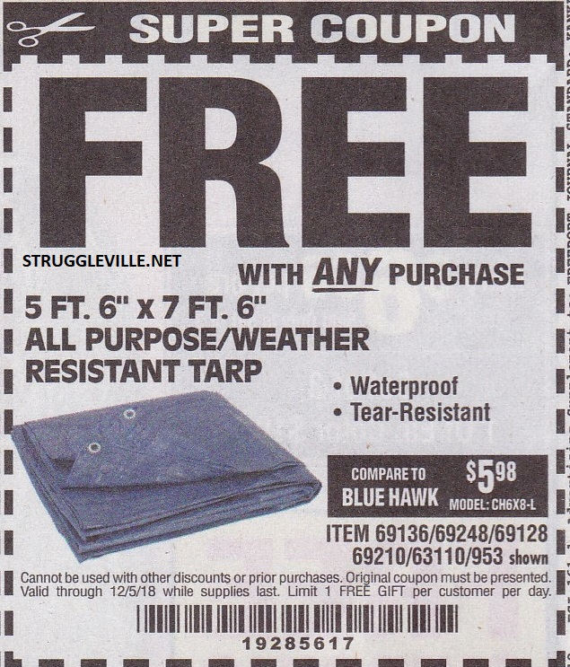 Harbor freight free item coupons struggleville if you have a coupon to submit send it to pjstruggleville fandeluxe Gallery