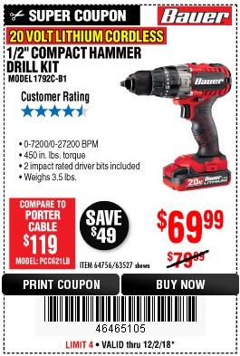 Bauer Drill