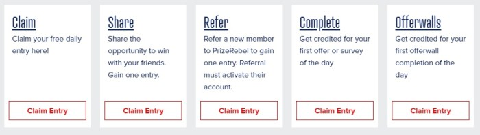 PrizeRebel: Echo Dot Giveaway! 2 Winners Everyday