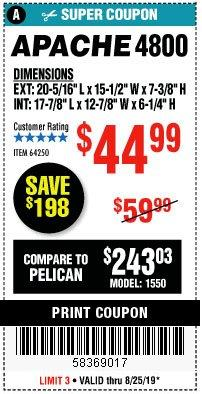 Harbor Freight Coupons: Superior Savings, Superior