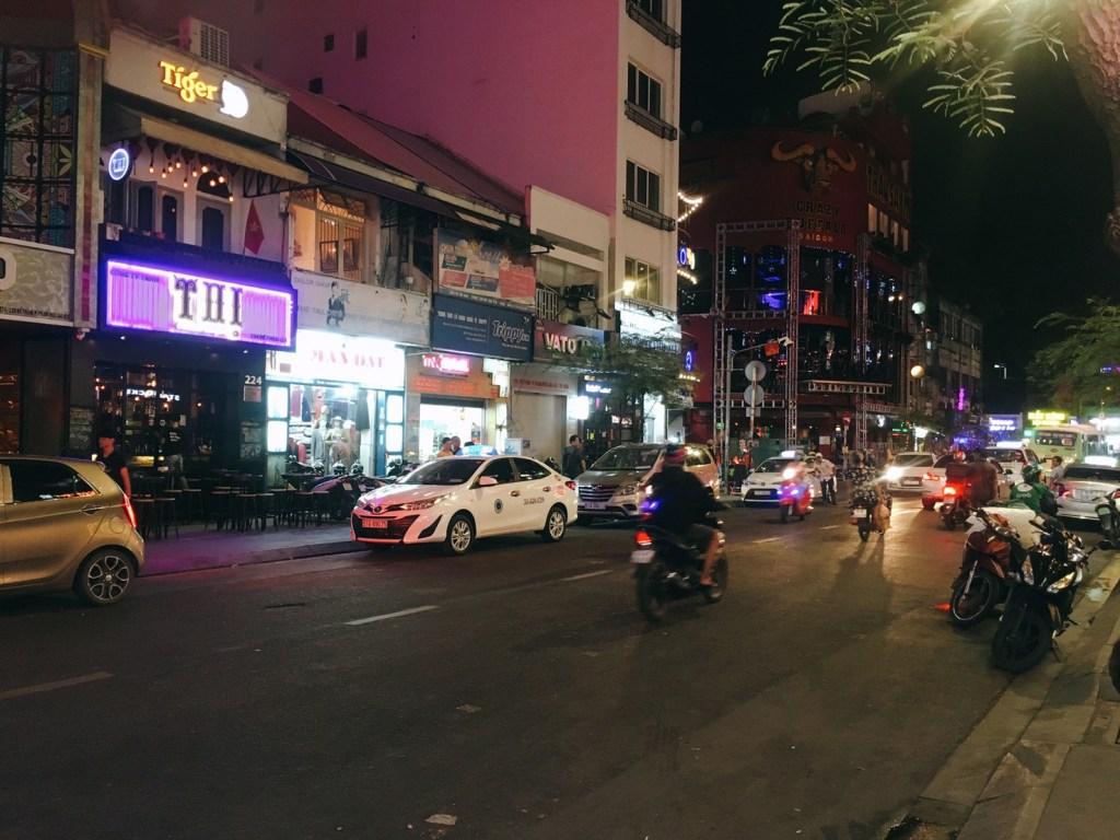 越南胡志明住宿