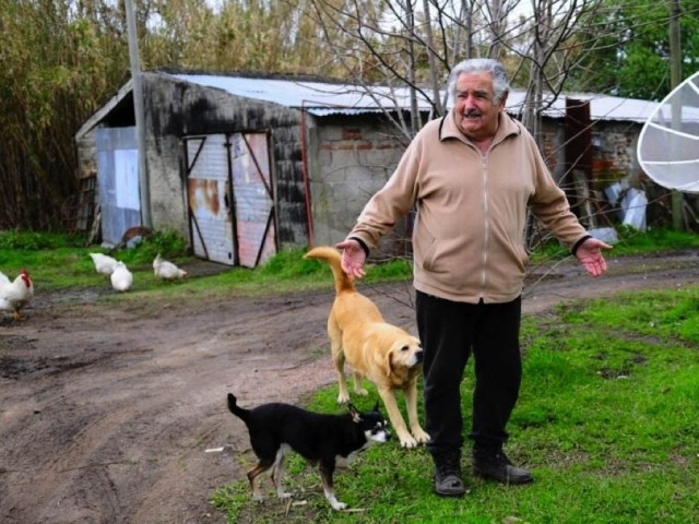 Uruguajský prezident je najchudobnejší prezident sveta
