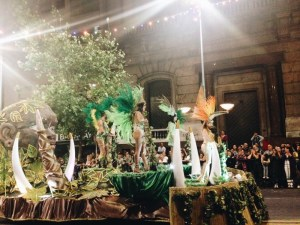 karneval montevideo