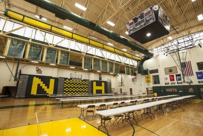North Hunterdon High School  StrunkAlbert Engineering