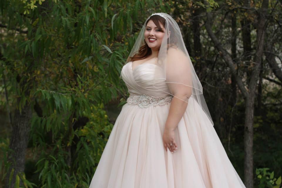 A Real Bride In Allure 2607