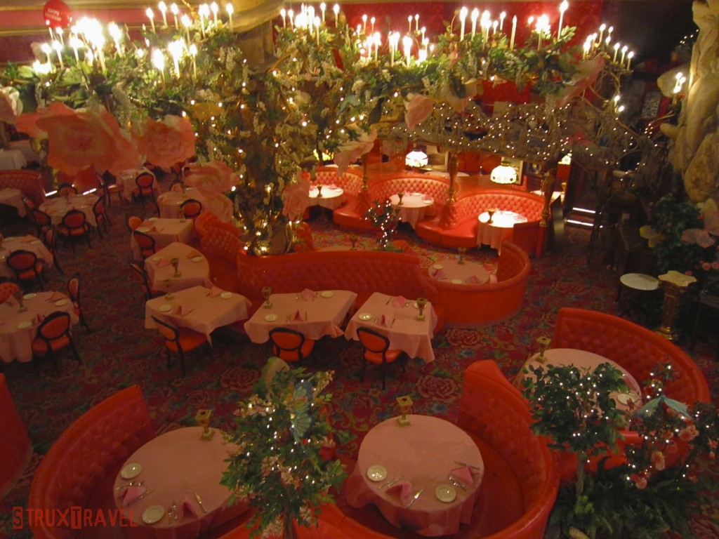 Offbeat Attractions The Madonna Inn