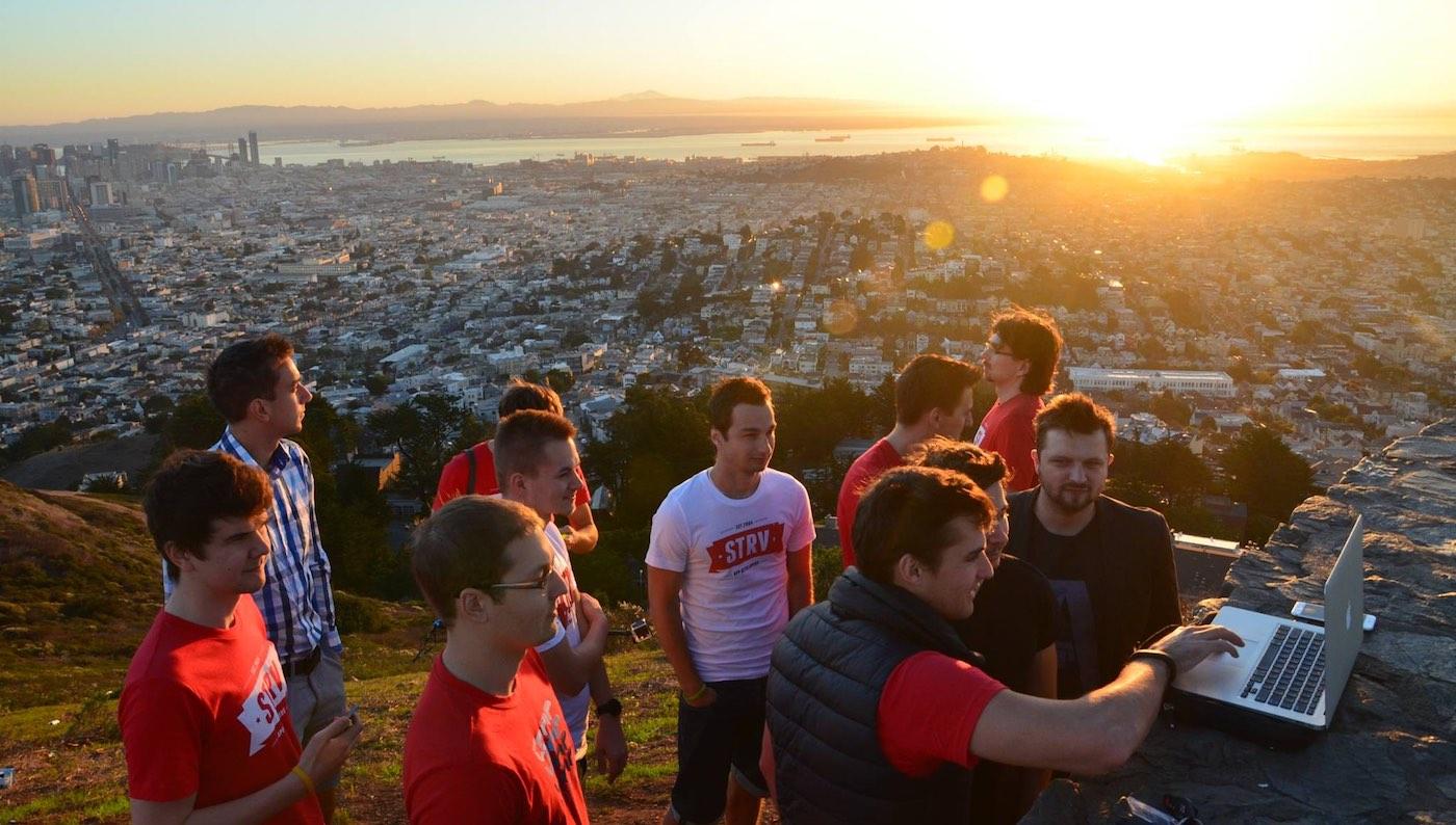STRV team in San Francisco